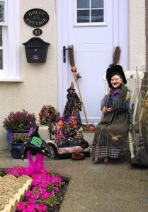 Hinderwell Scarecrow Festival